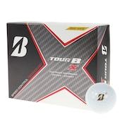 ゴルフボール TOUR B X パールホワイト  1ダース(12球入り)