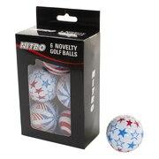 ゴルフボール  Patriotic NI59NA01