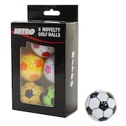 ゴルフボール  Spオレンジts Soccer NI59NA03