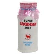 【多少の傷汚れありの為大奉仕】ミルクボトルポーチ UN151-PI