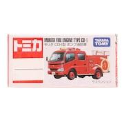 トミカ No.41 モリタ CD-1型 ポンプ消防車 654544