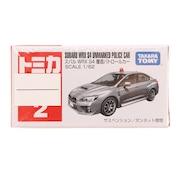 トミカ No.2 スバル WRX S4 覆面パトロールカー 860167