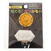KIRA Smile クリップ&集光性マーカー KICM-1915 オレンジ