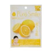 PURE SMILE エッセンスマスク レモン 1