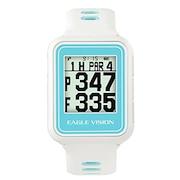 ゴルフナビ 腕時計型 距離測定器 GPSEAGLE VISION watch5 EV-019 WH