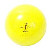 パークゴルフ PGボール M253 イエロー