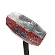 グラウンドゴルフ ストレートドライブクラブ2 右 84cm BH2857-62RS レッド