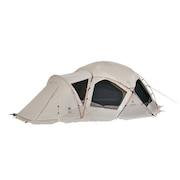 スノーピーク テント ドックドーム Pro.6 アイボリー SD-507IV キャンプ用品 ドーム型テント