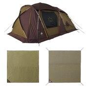 テント テントチャレンジセットプレミアム PANELグレートドゥーブル XL-BJ 71809558
