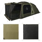 テント テントチャレンジセットneos 3ルームドゥーブル XL-BJ 71809559