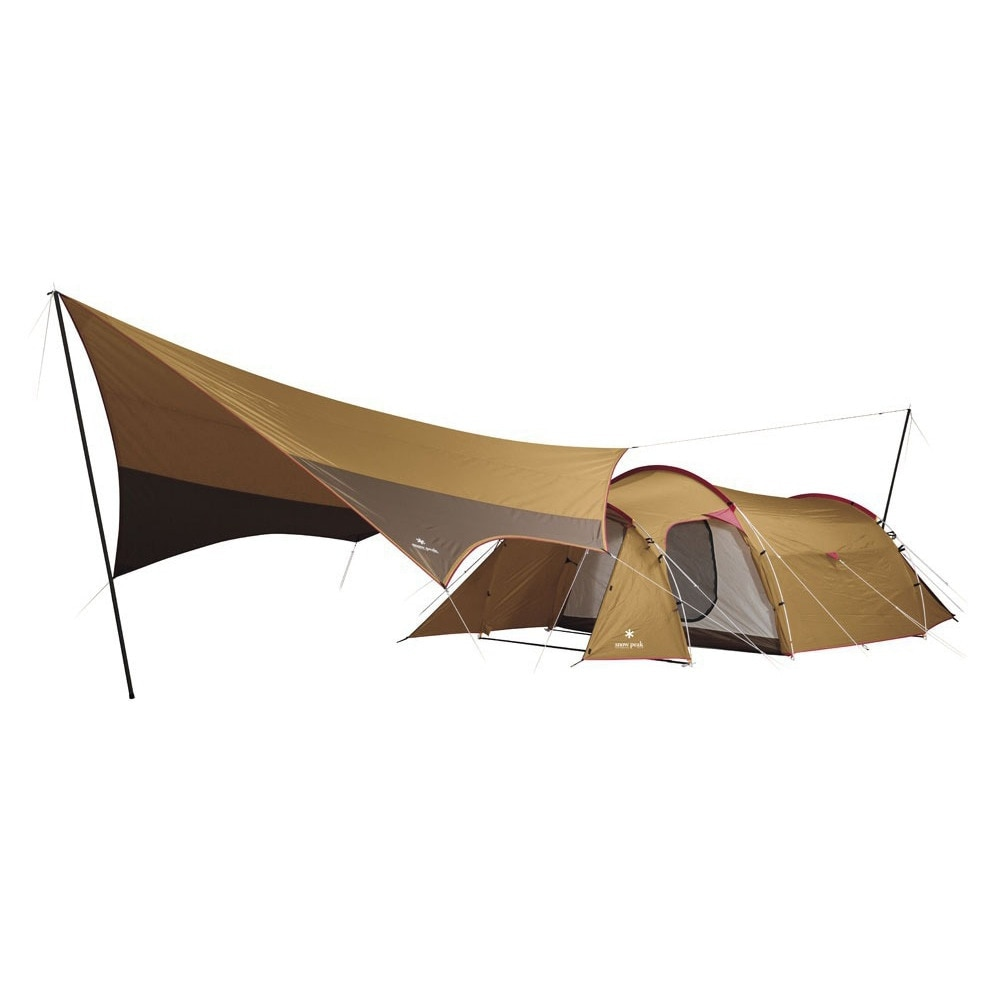 スノーピーク テント エントリーパックTT SET-250Hタープ セット キャンプ用品