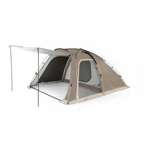 テント ツーリングテント ドーム アーストリッパー SC WE2KDA04 DGRY 2人用 防虫 スコーロン ソロテント ソロキャンプ