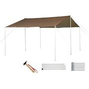 送料無料(対象外地域有)テント HDタープ シールド ・レクタ M Pro セット TP-841S キャンプ用品 タープ