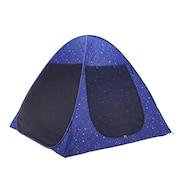 テント 2~3人用 ワンタッチテント 3人用 PU防水加工 UVカット 耐水圧1000mm エクステンドシェルター WE21DA83
