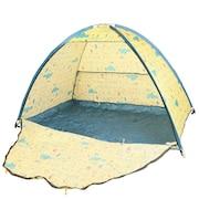 テント フル・クローズ サンシェード テント WE23DA01 YEL