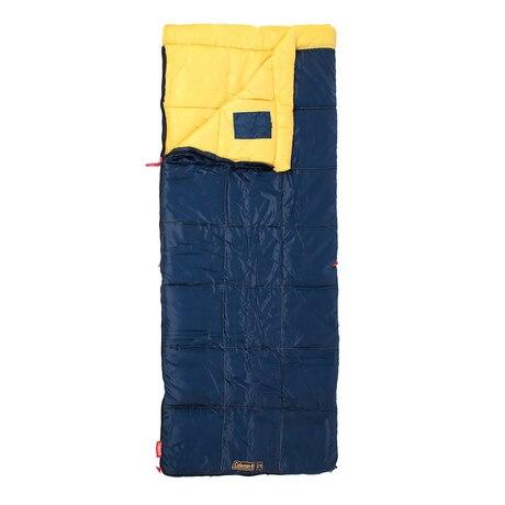 寝袋 シュラフ寝具 コンパクト 折りたたみ 軽量 キャンプ用品 洗える パフォーマーIII C10 Y スリーピングバッグ 2000034775