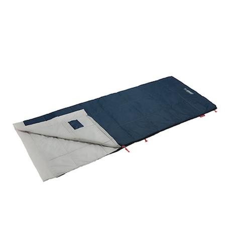 シュラフ 寝具 コンパクト 折りたたみ 軽量 寝袋 キャンプ用品 スリーピングバッグ パフォーマー3 C15 ホワイトグレー 2000034776