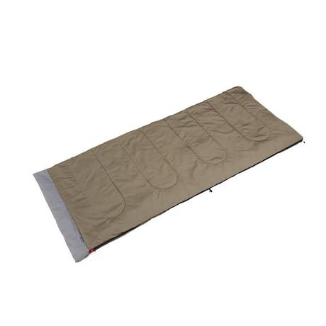シュラフ 寝袋 封筒型 化繊 寝具 コンパクト 折りたたみ 軽量 ドリームガレージバッグ 15 封筒型WE23DE24 BEG