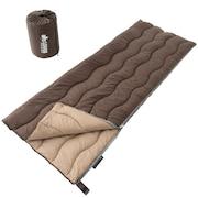 寝袋 封筒型 化繊 抗菌防臭 丸洗いシュラフ5 72600008