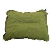 寝袋 シュラフノンスリップ ピロー 2076-11 オリーブ キャンプ用品 枕