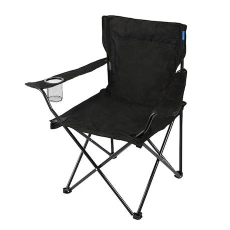 椅子 チェア スチールLUCKY TIME CHAIR WE2KDC08 BLK