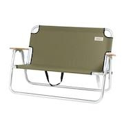 アウトドア チェア 椅子 リラックスフォールディングベンチ 2000033807