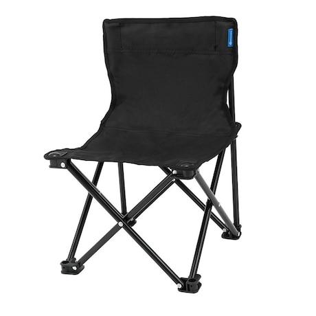 椅子 チェア スチールHAPPY TIME CHAIR WE2KDC07 BLK