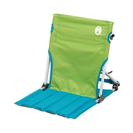 アウトドア チェア 椅子 折りたたみ コンパクトグランドチェア ライム 170-7673