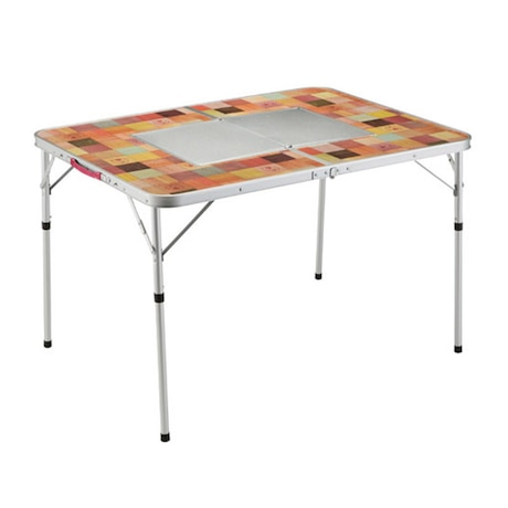 テーブル アウトドア キャンプ用品 テーブル ナチュラルモザイクBBQテーブル 110プラス 2000026760 バーベキュー