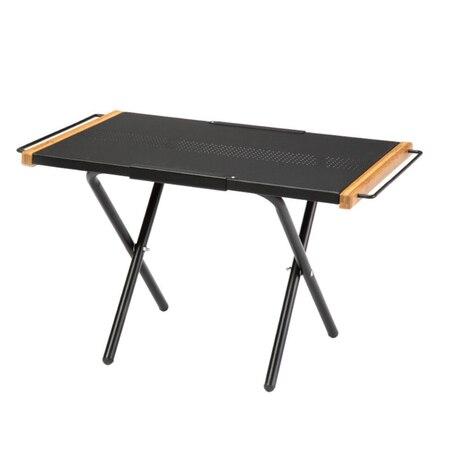 コンパクトテーブルHEATRESISTANT TABLE2 WE2KDB09 BLK