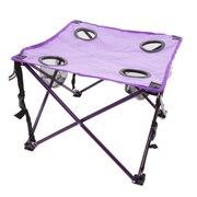 コンパクト レジャーテーブル 簡易テーブル キャンプ 554F7CM1023 LAV オンライン価格