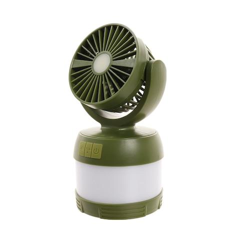 ランタン 防災 LED クワトロランタン ライト・サーキュレーター TRY469946