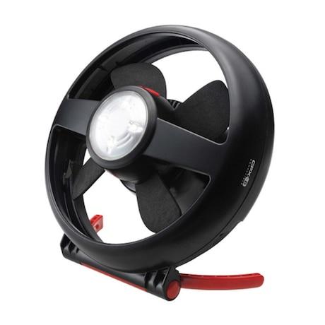 ランタン 防災 LED CPX6 テントファンLEDライト付 2000010346 キャンプ用品 扇風機