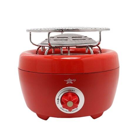 ポータブルガス カセットコンロ ヒバリン SAG-HB01R