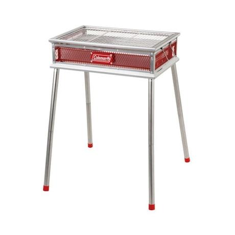 BBQグリル クールスパイダー ステンレスグリル レッド 170-9367 調理器具 コンロ バーベキュー