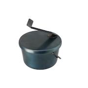 オーブン バーベキュー BBQLOGOS テツノショクニンダッチ 81062255