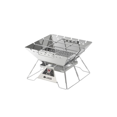 送料無料(対象外地域有)焚き火台 ソロ 焚火 ピラミッドTAKIBI L 81064162