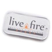 Live Fire Gear ライブファイヤー スポーツ シングル 06-03-liti-0001 キャンプ用品 サバイバル