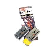 LiveFireGear ライブファイヤー スポーツ デュオ (2個セット) 06-03-liti-0002 着火剤