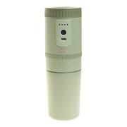 キャンプ アウトドア 調理器具 電動ミルコーヒーメーカー カーキ 7760804