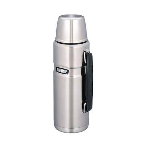 水筒 1.2リットル 真空断熱ボトル1.2L ROB-001 S