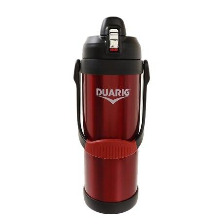 ダブルステンレス スポーツ保冷ボトル 2リットル 558D9KC7532RED