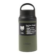 水筒 ボトル マグ ステンレスボトル 0.4L MCZS040-GZ