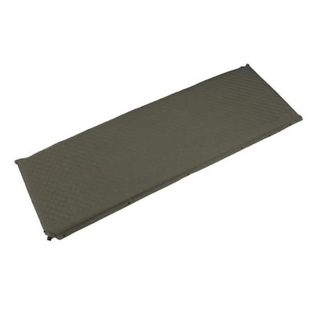 マット シングル 厚さ4cm ヒーリングインフレータブルマット シングル NOMAL4 WE23DG55 OLIVE