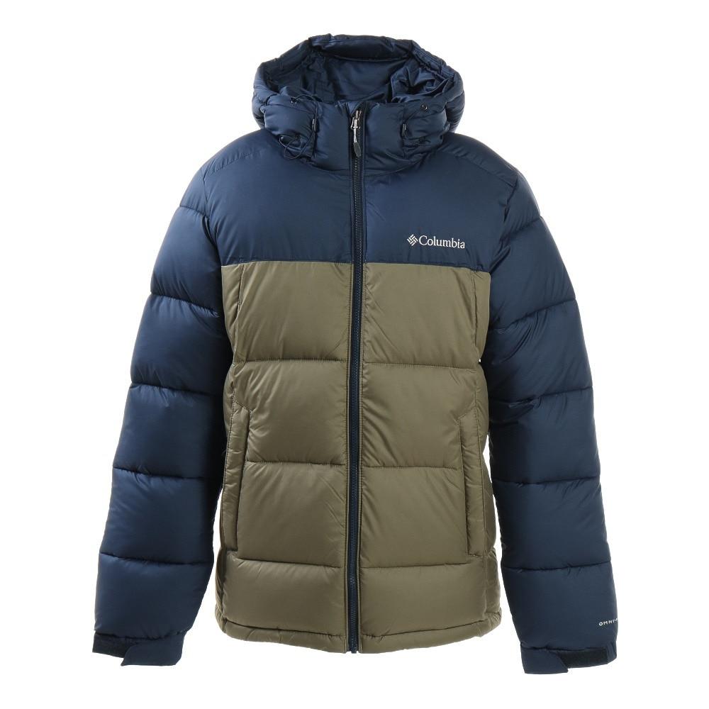 アウター 中綿 ジャケット パイクレイクフーデッドジャケット WE0020 397