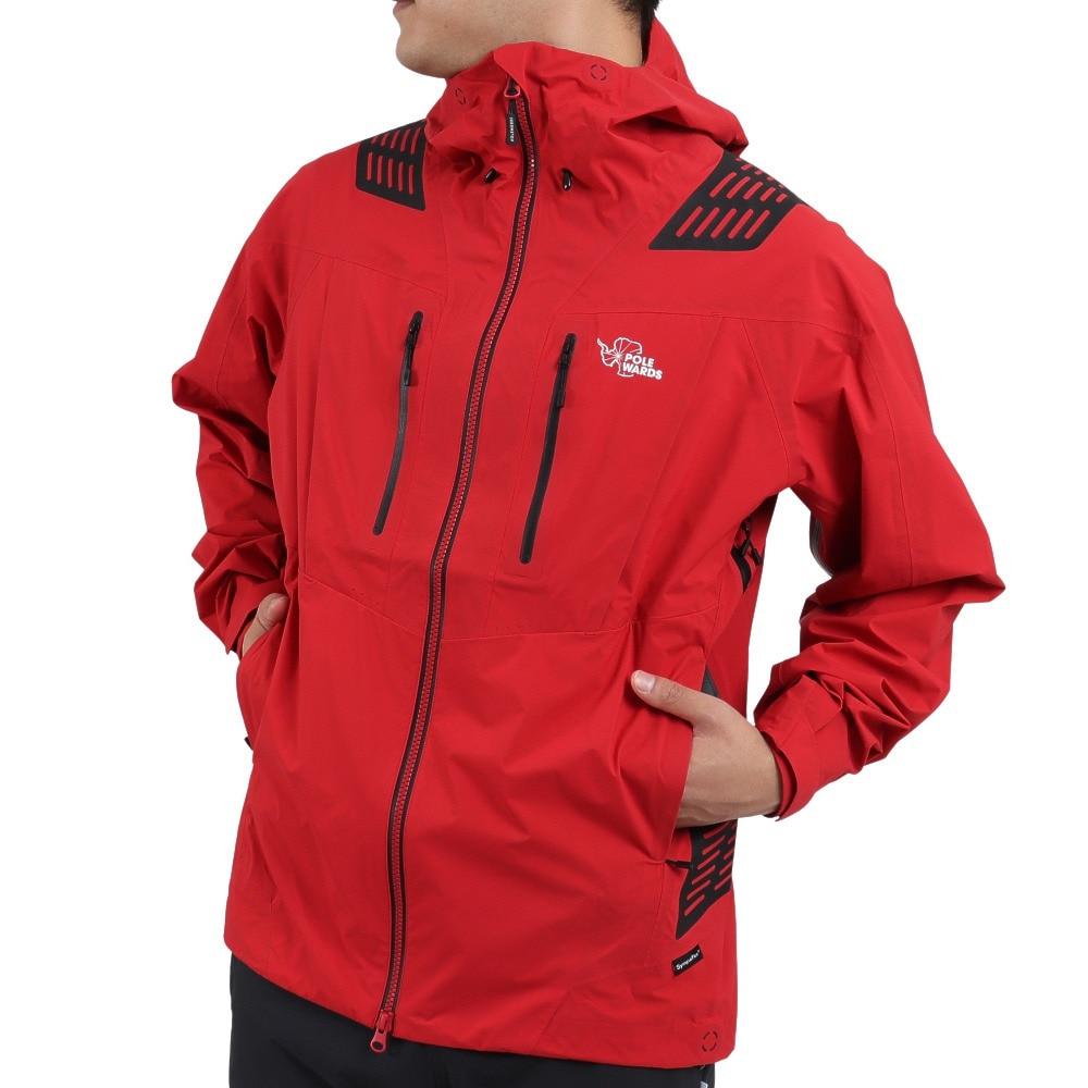SYMPATEX STGUIDE ジャケット PW22JN04 RED
