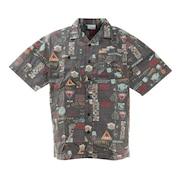 ヒューソンパー 半袖シャツ PM0069 010