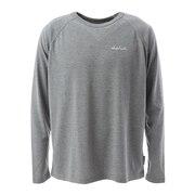 PLAIN 長袖Tシャツ WEFDAD05 GRY