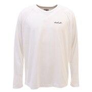 PLAIN 長袖Tシャツ WEFDAD05 WHT