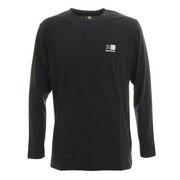 ロゴ PF 長袖Tシャツ 101100-9000